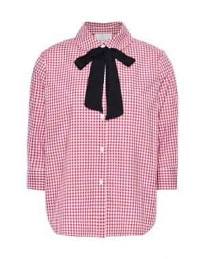 Pубашка GEORGE J. LOVE. Цвет: красный
