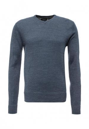 Пуловер Brave Soul. Цвет: синий