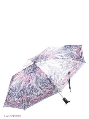 Зонт Eleganzza. Цвет: светло-серый, розовый, сиреневый