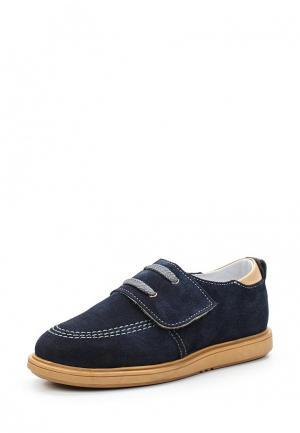 Ботинки Tapiboo. Цвет: синий