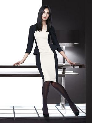 Платье Madeleine. Цвет: черный, белый