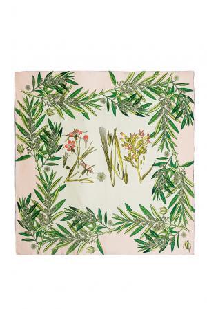 Шелковый платок 183366 Moltini. Цвет: разноцветный