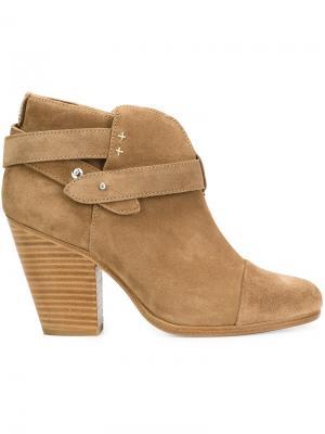 Ботинки по щиколотку Rag & Bone. Цвет: коричневый