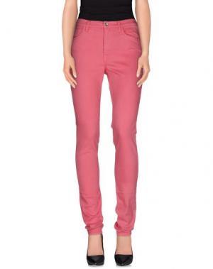 Джинсовые брюки GANT. Цвет: светло-фиолетовый