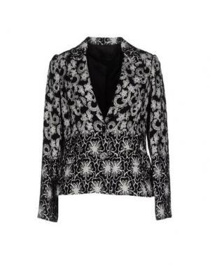 Пиджак DIDIER PARAKIAN. Цвет: черный