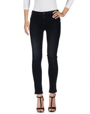 Джинсовые брюки BRIAN DALES & LTB. Цвет: черный