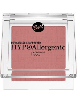 Румяна моделирующие гипоаллергенные Bell Hypoallergenic Modelling Rouge , Тон 03. Цвет: розовый