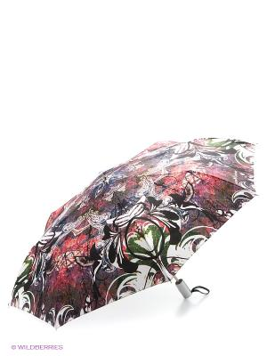 Зонт Slava Zaitsev. Цвет: серый