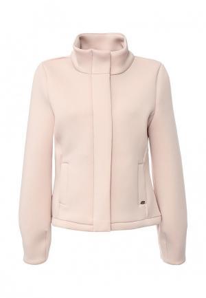 Куртка Zarina. Цвет: розовый