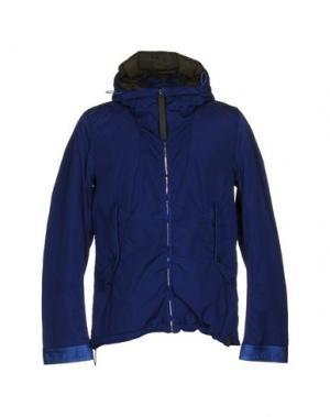 Куртка NEMEN. Цвет: синий