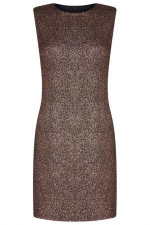 Платье Iska. Цвет: bronze