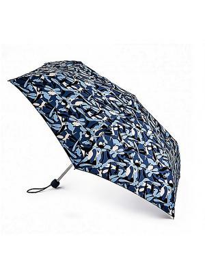 Зонт механика Fulton. Цвет: синий