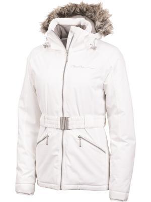 Куртка Alpine PRO. Цвет: белый