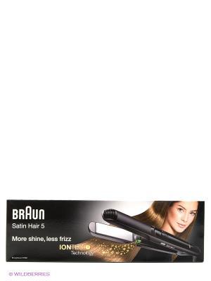 Электрический стайлер ST 560 Braun. Цвет: черный