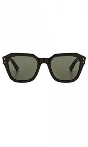 Солнцезащитные очки pont des arts Ahlem. Цвет: черный