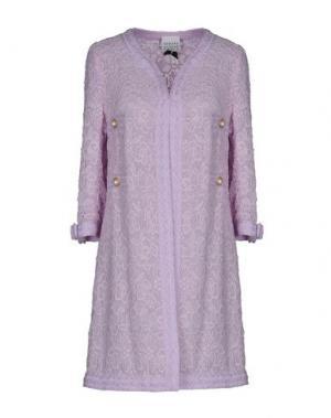 Легкое пальто EDWARD ACHOUR. Цвет: сиреневый