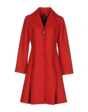 Пальто SALLY NEW YORK. Цвет: красный