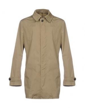 Легкое пальто PAOLONI. Цвет: хаки