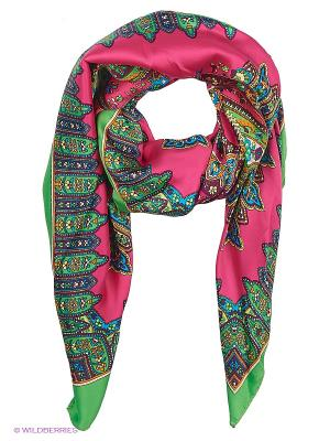 Платки женские Sabellino. Цвет: зеленый