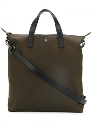 Top zip shopper tote Mismo MS25541712344647
