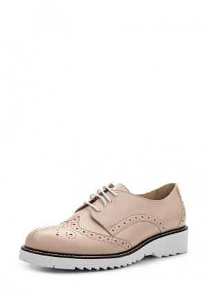 Ботинки Giotto. Цвет: розовый