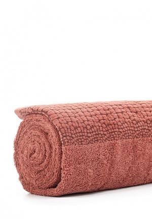 Полотенце Estia. Цвет: розовый