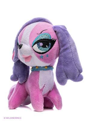 Мягкая игрушка Мульти-пульти собачка lps. Цвет: розовый