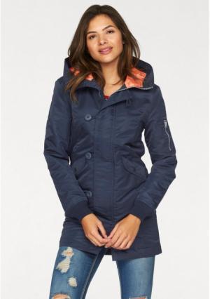 Куртка AJC. Цвет: темно-синий
