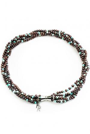 Ожерелье 181712 Nasonpearl. Цвет: разноцветный