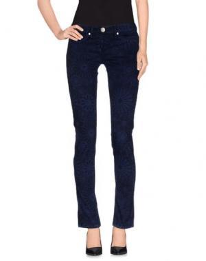 Повседневные брюки L'AIR DE RIEN. Цвет: темно-синий