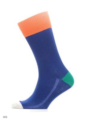 Комплект носков 2 пары Levi's®. Цвет: голубой