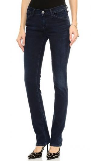 Прямые джинсы Misfit GOLDSIGN. Цвет: chelsea