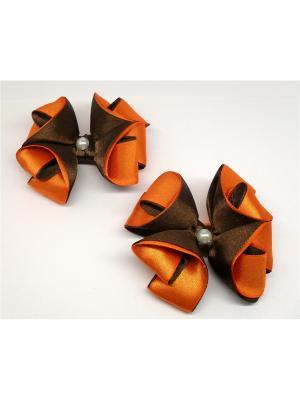 Банты Бабочка ТД Трастеро. Цвет: коричневый