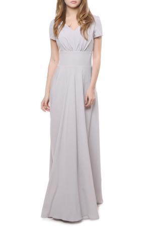 Платье MARICHUELL. Цвет: жемчужный