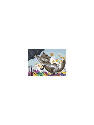 Набор для вышивания 173-14 Зонтик Белоснежка. Цвет: белый