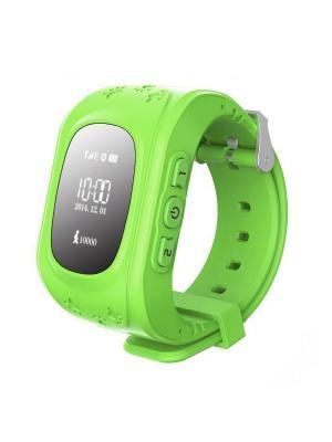 Gps часы к911 Кнопка Жизни. Цвет: зеленый