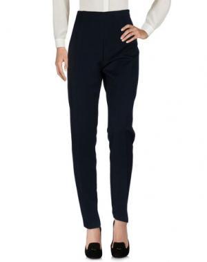 Повседневные брюки SWEET LOLA. Цвет: темно-синий