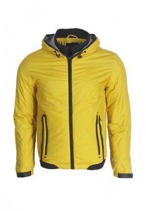 Куртка утепленная Malidinu. Цвет: желтый