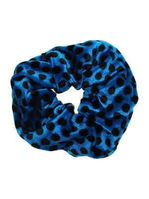 Резинка для волос Olere. Цвет: синий, черный
