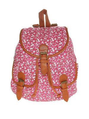 Рюкзак Gusachi. Цвет: розовый