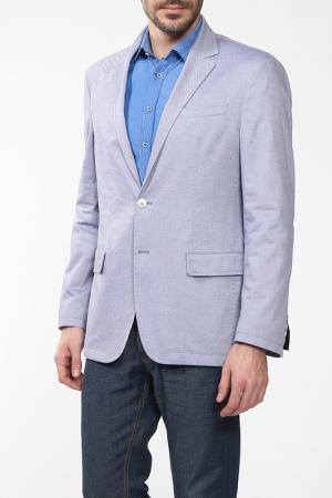 Пиджак Daniel Hechter. Цвет: голубой