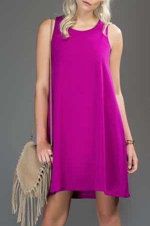 Платье Milla. Цвет: розовый