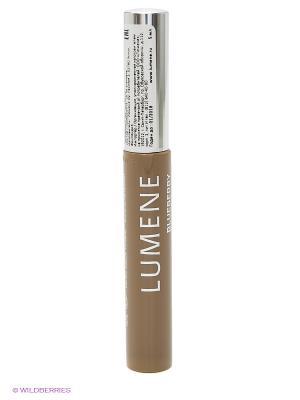 Моделирующий воск для бровей Lumene Blueberry  Светло-коричневый, 5 мл. Цвет: светло-коричневый