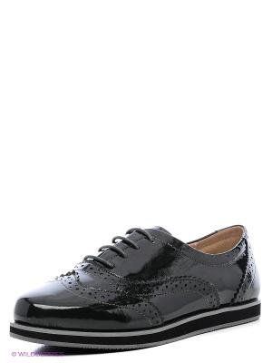 Ботинки Makfly. Цвет: зеленый