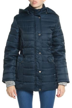 Куртка Harve Benard. Цвет: синий
