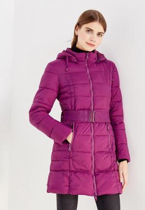 Куртка утепленная Camomilla Italia. Цвет: фуксия
