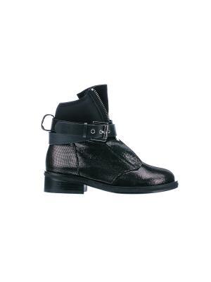 Ботинки O`SHADE. Цвет: черный