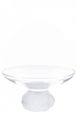 Чаша Mikado Lalique. Цвет: бесцветный
