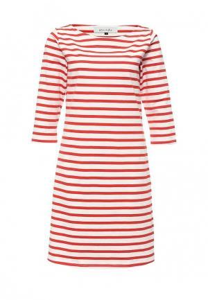 Платье BlendShe. Цвет: красный