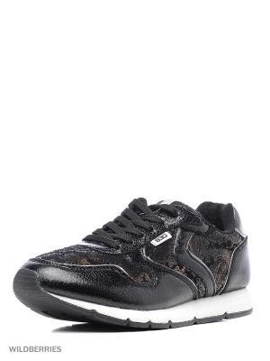 Кроссовки BASS3D. Цвет: черный